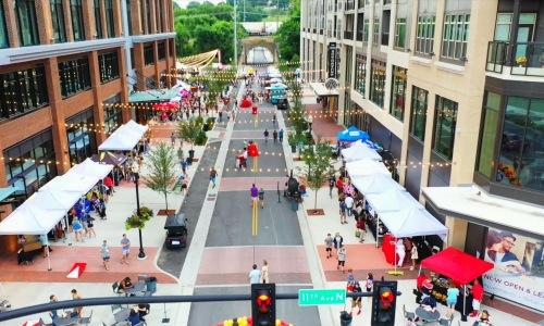Festival Street Retail