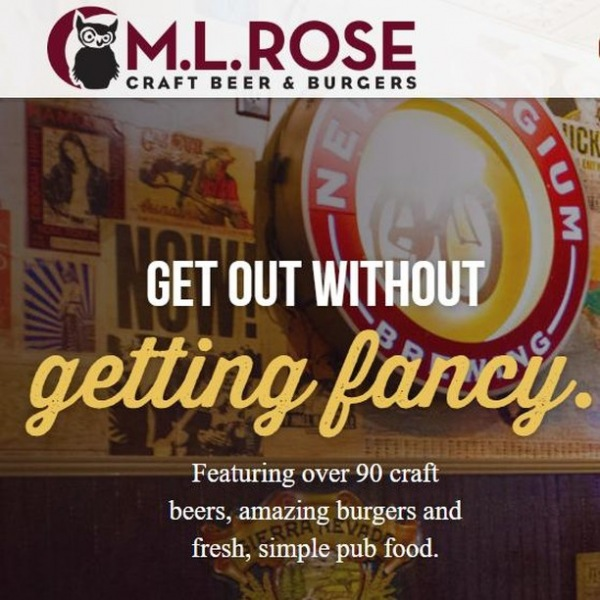The best thing about Capitol View, is M.L.Rose they have an amazing treat for the weekends. A 2-for-1 Brunch and Drinks starting at 10AM and lasting until 2PM. #MLRose #ThisIsNWRLiving #CapitolView #ResidencesatCapitolView #NeighborhoodSpotlight #CraftBurgers